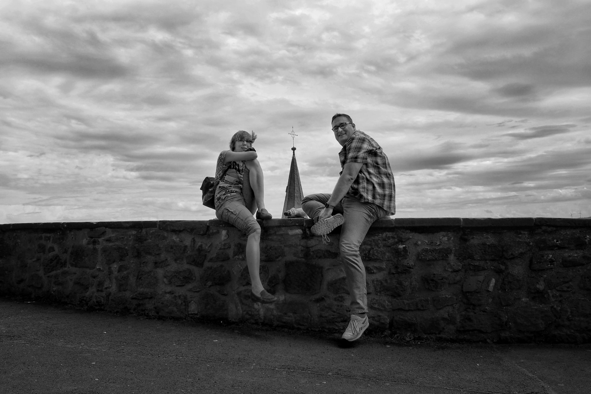 3 Blickwinkel Landgrafenschloss Marburg